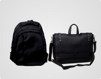 Personalised Bags, backpacks, tote