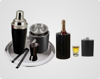 Personalised Bar Accessories