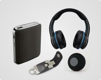 Personalised Pen drives, powerbanks, Bluetooth speakers